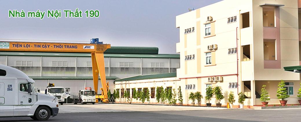 Nhà máy Nội Thất 190