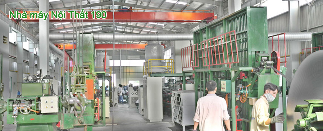 Hình ảnh nhà máy nội thất 190