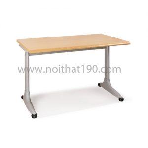 Bàn chân sắt mặt gỗ công nghiệp BCS12-LV-0 sản xuất bởi nội thất 190