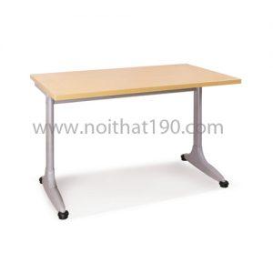 Bàn chân sắt mặt gỗ công nghiệp BCS12-MV-0 sản xuất bởi nội thất 190