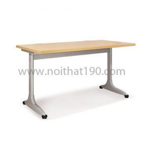 Bàn chân sắt mặt gỗ công nghiệp BCS14-MV-0 sản xuất bởi nội thất 190