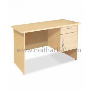 Bàn làm việc gỗ công nghiệp BG04B sản xuất bởi nội thất 190