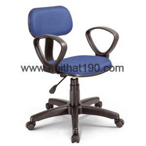 Ghế xoay nhân viên GX01-A dành cho nội thất văn phòng được sản xuất bởi Nội Thất 190