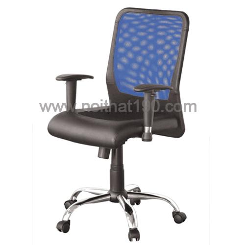 Ghế xoay văn phòng lưng lưới GX08.1-M