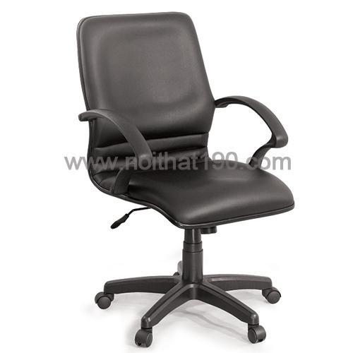 Ghế da lưng trung GX13.1