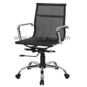 Ghế xoay lưới GX19A-M. SX bởi Nội Thất 190 dành cho nhân viên văn phòng