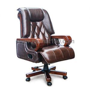 Ghế giám đốc cao cấp GX503. Sản xuất bởi công ty Nội thất 190