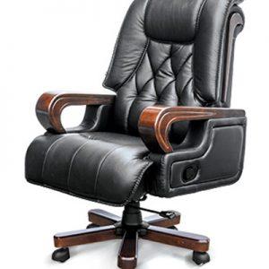 Ghế giám đốc GX503 màu đen