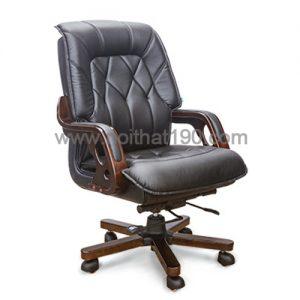 Ghế giám đốc GX505 da đen