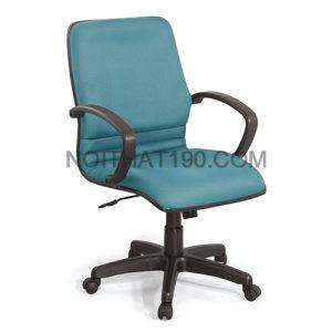 Ghế xoay văn phòng GX12.1-N ghế xoay lưng trung Nội thất 190