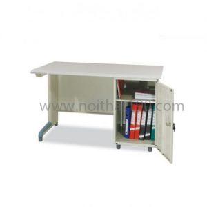 Bàn chân sắt mặt gỗ công nghiệp BS14H1-MG sản xuất bởi nội thất 190