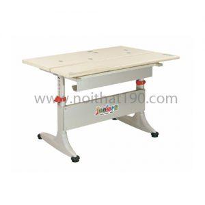 Bàn học sinh BHS02B-LG chân sắt, mặt gỗ công nghiệp. Sản xuất bởi nội thất 190