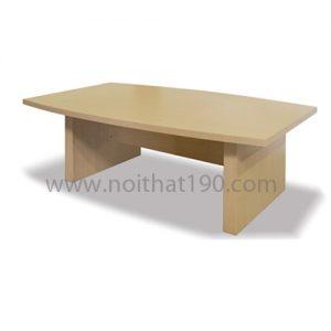 bàn họp văn phòng bh24c mặt gỗ công nghiệp phủ Melamine. Sản xuất bởi nội thất 190