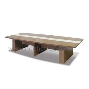 bàn họp văn phòng bh36c mặt gỗ công nghiệp phủ Melamine. Sản xuất bởi nội thất 190