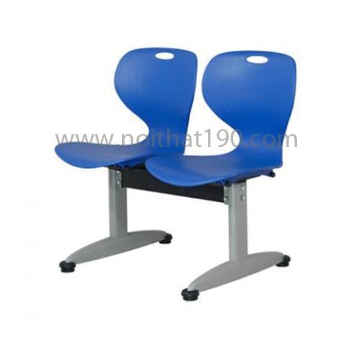 Ghế phòng chờ giá rẻ SP được sử dụng cho khu vực sảnh chờ bệnh viện, siêu thị