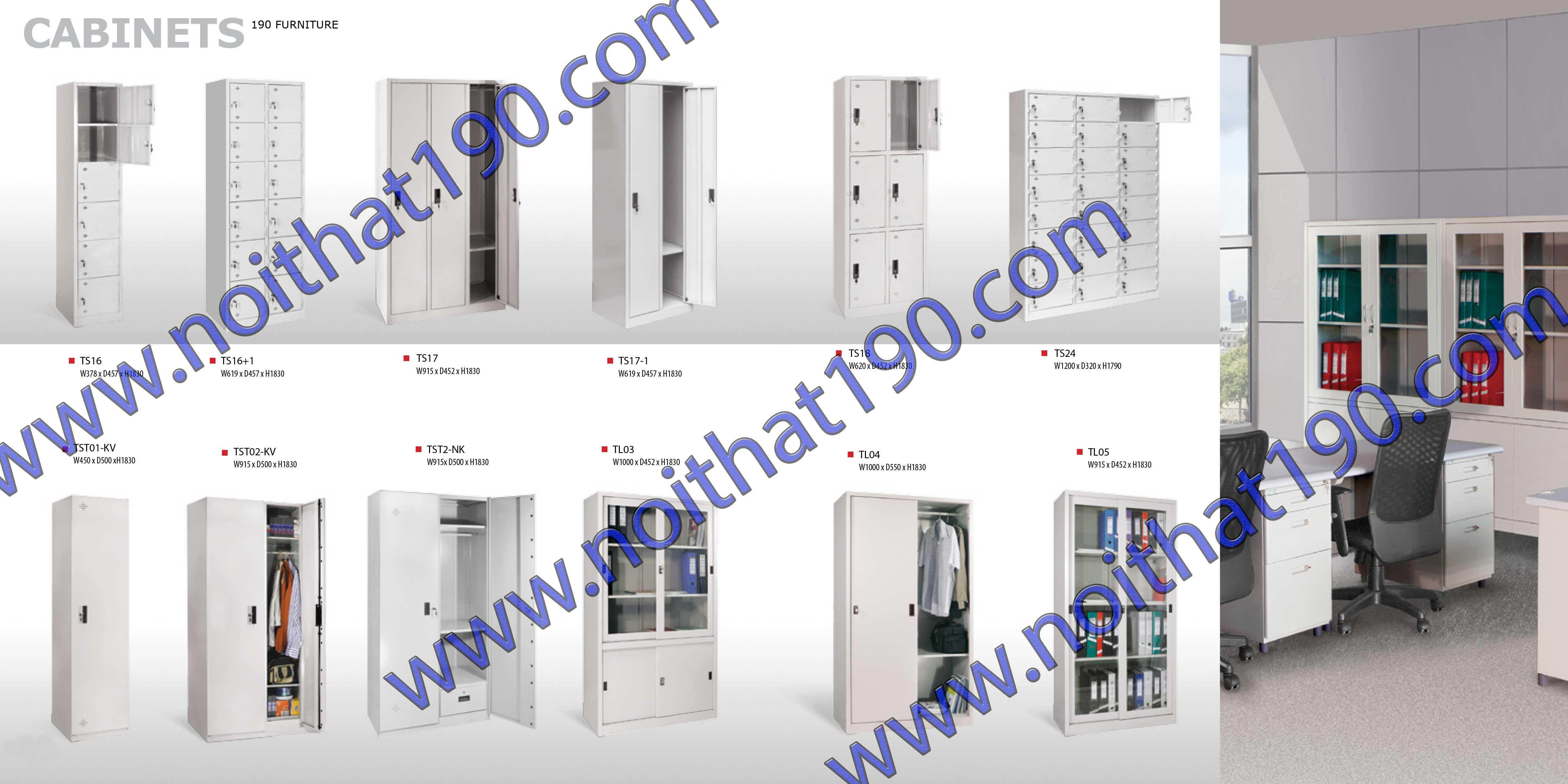 tủ tài liệu sắt thiết kế đa dạng tạo nên sự tiện dụng cho không gian văn phòng